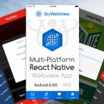 پروژه های متن باز react native