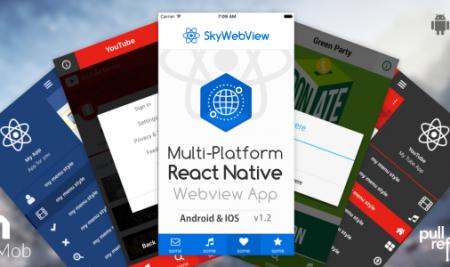۱۰ اپلیکیشنی که با React Native پیاده سازی شده اند