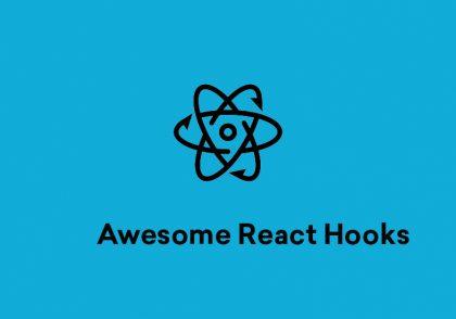 آموزش react hooks