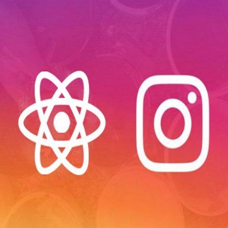 آموزش طراحی اینستاگرام با React Native
