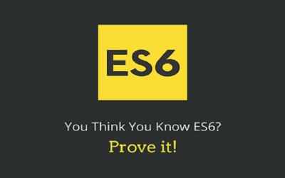 دوره کامل ES6|جاوااسکریپت ۲۰۱۵