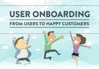 user onboarding
