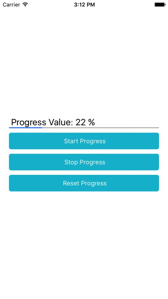 ProgressBar در React Native
