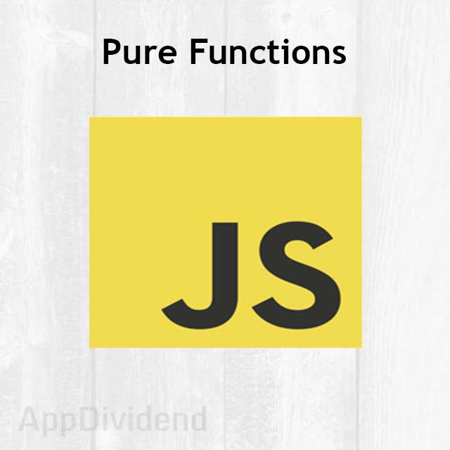 Pure Function در جاوا اسکریپت