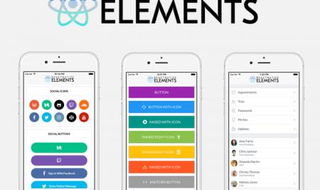 معرفی React Native Elements
