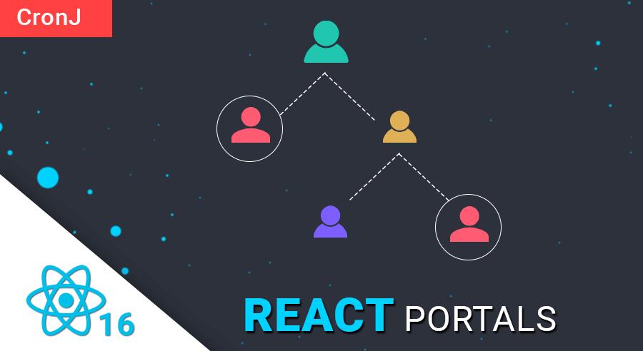 آموزش React Portals