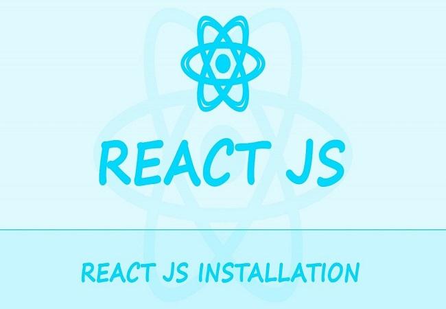 نصب ReactJs