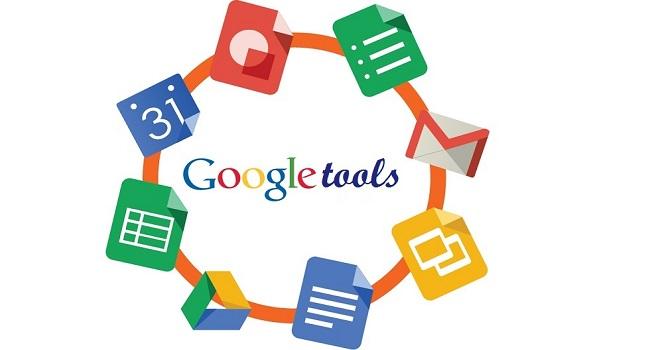 ابزار های گوگل