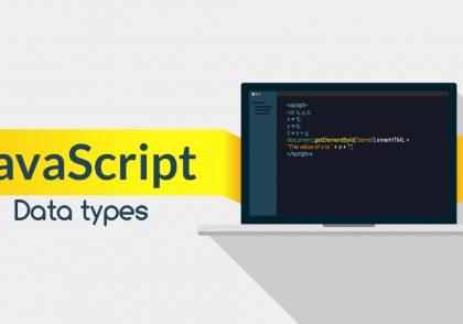آموزش انواع داده(data types) در جاوا اسکریپت