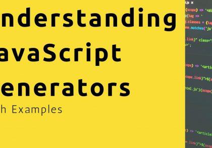 درک generatores در جاوا اسکریپت