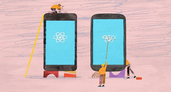 آینده react native