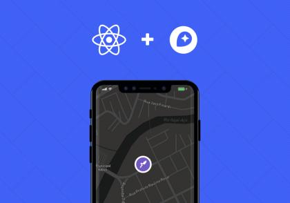 آموزش کار با نقشه mapbox در react native