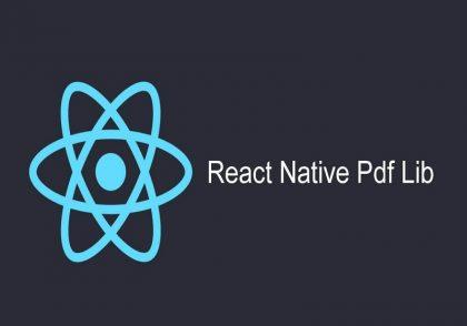 آموزش react native