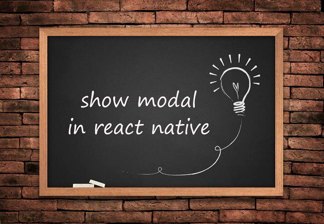آموزش برنامه نویسی react native
