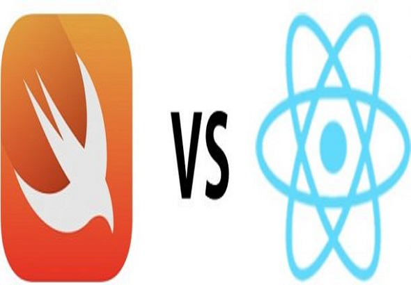 مقایسه react native و swift