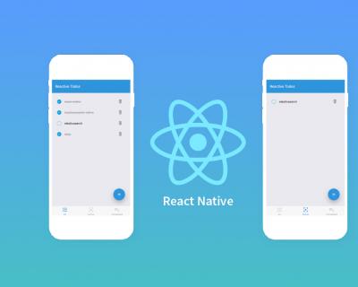 ساخت ToDo App  با React Native