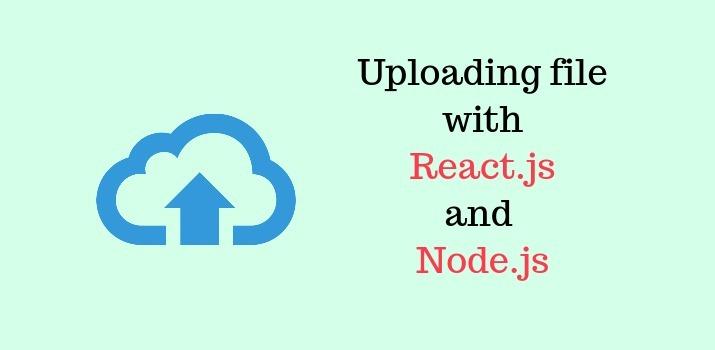آموزش آپلود فایل در react