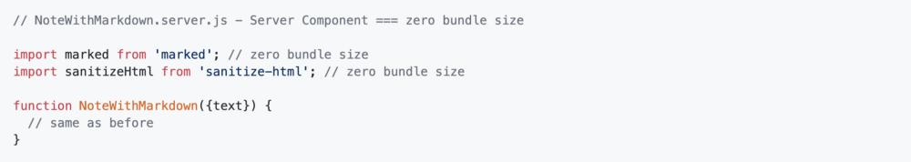 use-server-component-for-zero-bundling-size